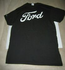Ford Racing Black Large T-Shirt