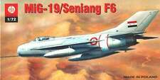 MiG 19 S FARMER / SHEN YANG F 6 (SYRIAN, PAKISTANI & CHINESE MKGS) 1/72 PLASTYK