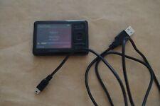 Creative Zen clásico reproductor de medios MP3 Radio FM reproductor de vídeo 4GB SD ranura