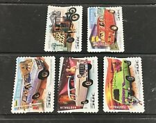 Australian Cars 2006 Australia set of 5 SA stamps Fine used