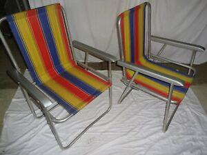 Retro campingstuhl Vintage GDR