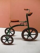 Miniature Tricycle Table Decoration