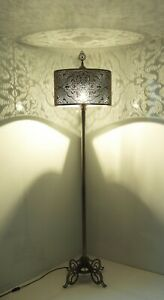 Amazing TURKISHLAMP,TURKISH Moroccan standing bedside floor lamp, Turkish lamp