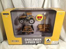 Challenger 3-Piece Farm Set   1/64th Scale