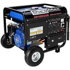 NEW! DuroMax Gas Generator W/Electric Start & Wheel Kit, 10,000W, 16.0HP!!