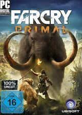 Far Cry Primal Standard Edition PC Uplay CD Key - Lieferung per Mail