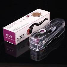 2 x  MNR Derma Roller Titanium Micro 540 Needle Skin Acne Scar Wrinkle Anti Age
