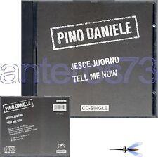 """PINO DANIELE """"JESCE JUORNO"""" RARO CDsingolo 1988"""