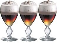 Durobor Set Of 6 Irish Coffee Glasses Stemmed Wine Coffee Glasses