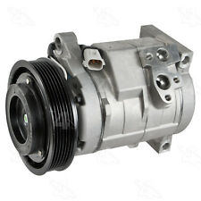A/C  Compressor And Clutch- New Four Seasons 78374