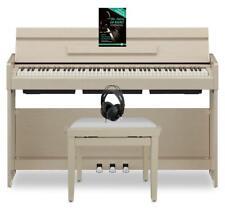 Yamaha YDP-S34 WA Arius Digitalpiano Weißesche 88 Keys Bank Kopfhörer Notenheft