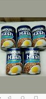 Armour  Corned Beef Hash lot of 5