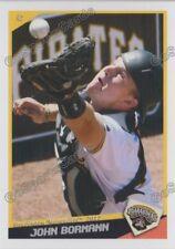 2017 Bradenton Marauders John Bormann RC Rookie Pittsburgh Pirates