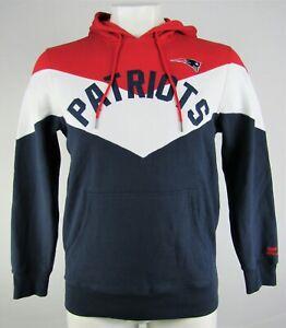 New England Patriots NFL Starter Men's Pullover Sweatshirt