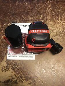 "CRAFTSMAN CMCW220 20V 5"" RANDOM ORBIT SANDER BARE TOOL NEW"