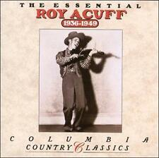Roy Acuff - Essential (1936-1949) CD