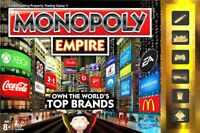 Monopoly Empire Edition Board Game Replacement Parts & Pieces Hasbro 2013