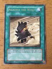 Against The Wind Yugioh Trading Card RGBT-EN050 Spell Card