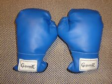 Proforce Gladiator 8 oz. Training Bag Gloves Blue & Black