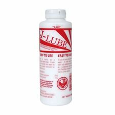 J-Lube water based powdered lubricant 284g x 2 Bottles - Best Seller