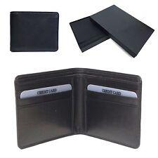 Golunski BM603: Mens Quality Smooth Leather Notecase In Black By Golunski