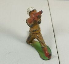 1950'S Barclay Manoil Soldier Lead Soldier Shooter 52. 41B