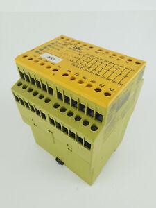 Pilz PNOZ X10.1 24VDC 6n/o 4n/c 6LED Sicherheitsrelais 774749 149998