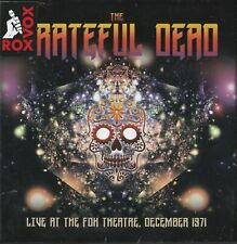 GRATEFUL DEAD - Live at the Fox theater,1971 ( 3cd Box set / Brand new & sealed)