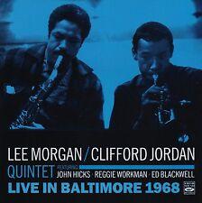 Lee Morgan - Clifford Jordan Quintet: Live In Baltimore 1968