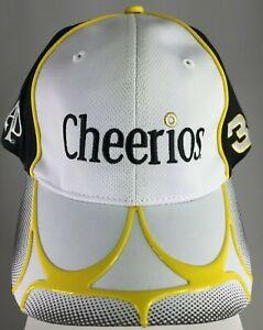 NASCAR AUSTIN DILLON CHEERIOS GEO FLEX FIT HAT M/L SIZE CHASE AUTHENTICS RCR