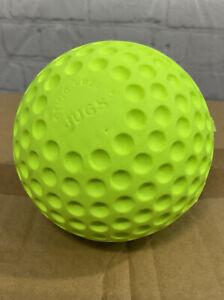 "Jugs Sports Softball Sting Free 12"" Green Dimple Gameball 1 Dozen New With Box"