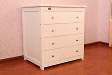Brand New  4 Chest of  Drawers Dressers Cabinet - White / Brown Color Available