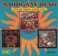 Child of the Novelty/Maxoom/Strange Universe by Mahogany Rush (CD, Jul-1995,...