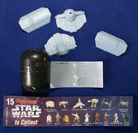 Star Wars Tombola Egg, Figure, Spaceship Kit or Jigsaw