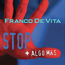 Stop Y Algo Mas by Franco De Vita (CD, May-2005, Sony BMG)