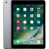 Apple iPad 9.7 2017 128GB WiFi Spacegrau WLAN IOS Tablet PC ohne Vertrag