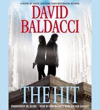 The Hit by David Baldacci Book Unabridged 10 CD's (English) Brand New Sealed