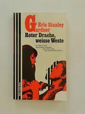 Erle Stanley Gardner Roter Drache weisse Weste Krimi Scherz Verlag