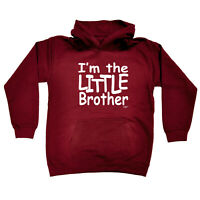 Funny Kids Childrens Hoodie Hoody - Im The Little Brother