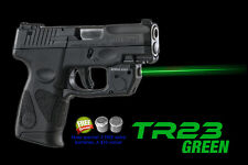 ARMA LASER TR23 Green SIGHT for Taurus PT111/PT140 Millennium G2 w/Grip Activate
