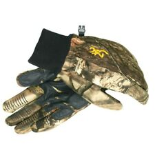 Browning Hells Canyon Gloves Odorsmart Mossy Oak Infinity Camo Camouflage