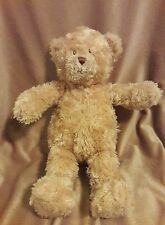 "GUND Baby Bear 900 Tan Teddy Bear Plush Stuffed Animal 14"" Made for CTBC & MCM"
