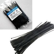 USEFUL 3X100MM NETWORK NYLON PLASTIC CABLE WIRE ZIP TIE CORD STRAP 100PCS/SET