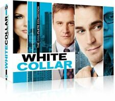TV Shows White Collar NR Rated DVDs & Blu-ray Discs