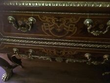 Magnificent luxurious Louis XIV Style Boulle Commode