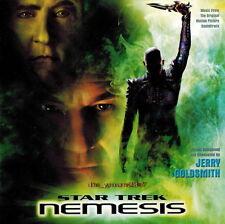 Star Trek: Nemesis-original bande sonore [2002] | Jerry Goldsmith | CD