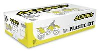 Acerbis Plastic Body Kit for Yamaha YZ 125 250 2000-01 Stock Colors