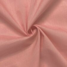 """Cotton Polyester Broadcloth Fabric Apparel 45"""" Inch Solid Per Yard Poly Cotton"""