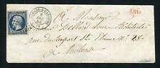 Belle lettre de Grenade sur Garonne ( Haute Garonne 1856 ) pour Toulouse