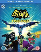 Batman Vs. Two Face [Blu-ray] [2017] [Region Free] [DVD][Region 2]
